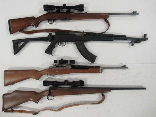 Excellent Gun & Ammo Auction