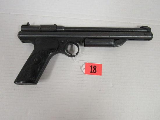 Vintage Crosman 130 (Fairport NY) 22 Cal Air Pistol