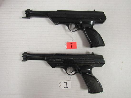 Pair of Daisy Model 188 (Rogers, AR) BB Pistols