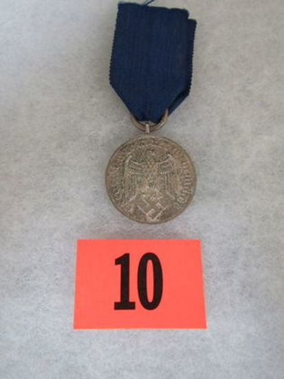 Nazi 4 Year Wehrmacht/army Medal