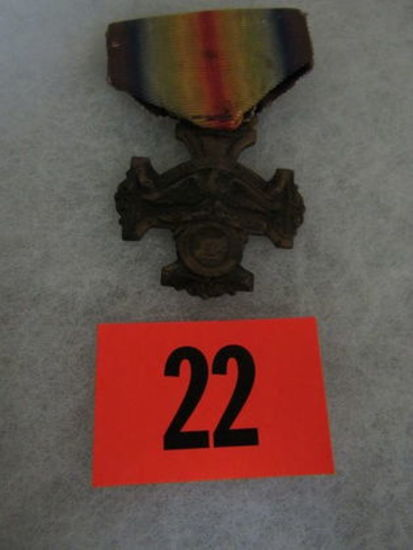 Wwi State Of Oregon Medal