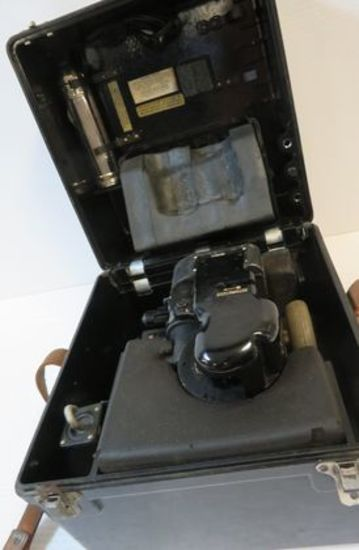 WWII US Army Air Forces Sextant Type A-8-A