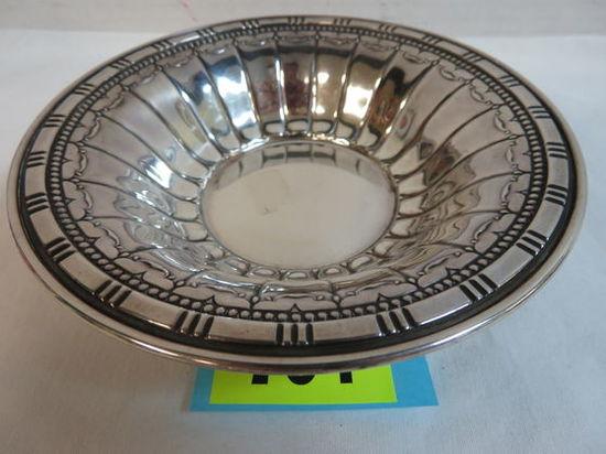 Beautiful Gorham Sterling Silver Bonbon Bowl, 103g