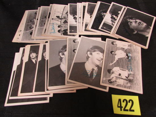 Lot (40) 1964 Topps Beatles Series 3 Cards