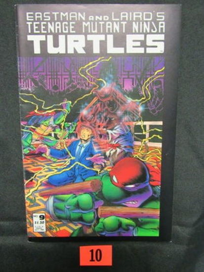 Teenage Mutant Turtles #9/1st Printing