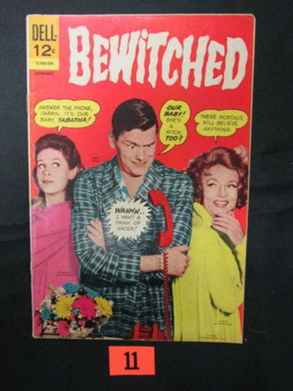 Bewitched #6 Silver Age Comic.