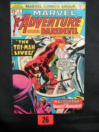 Marvel Adventure #1/1975/daredevil