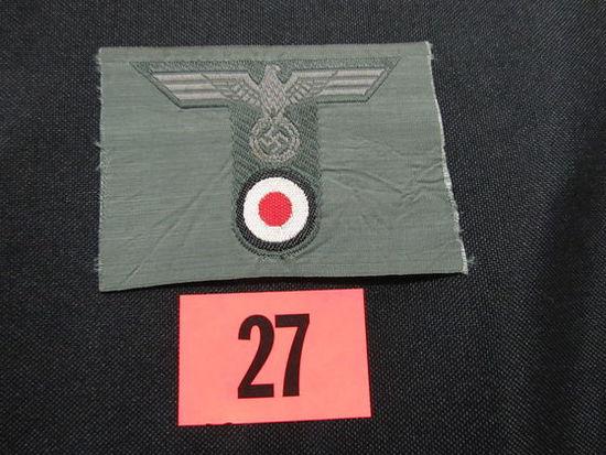 Wwii Nazi Wehrmacht Bevo Cap Eagle