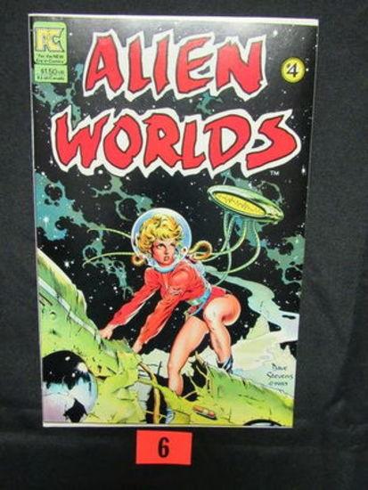 Alien Worlds #4/1983/dave Stevens