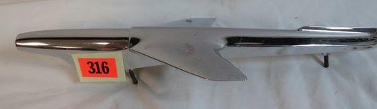 Original 1951 Chevrolet Chrome Hood Ornament