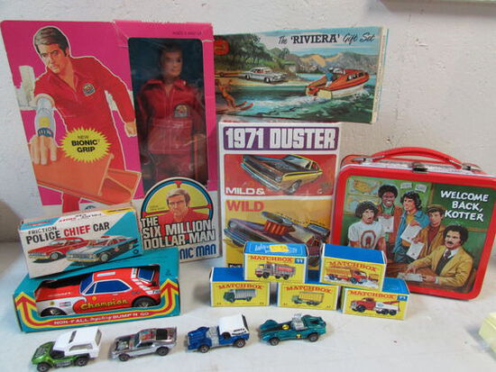 Huge online Only Auction Toys Pop Culture+