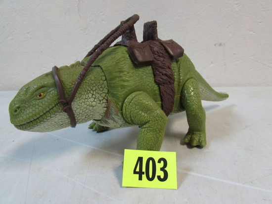 Vintage 1978 Star Wars Kenner Dewback Figure