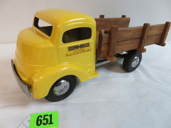 1950s Smith Miller GMC Stake Truck