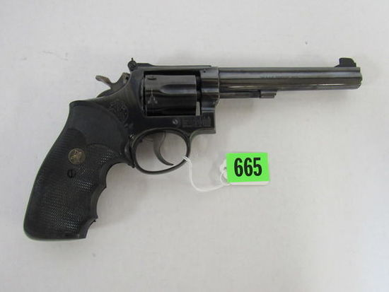 Beautiful Model 14-2 Smith & Wesson .38 Special 6 Shot Revolver