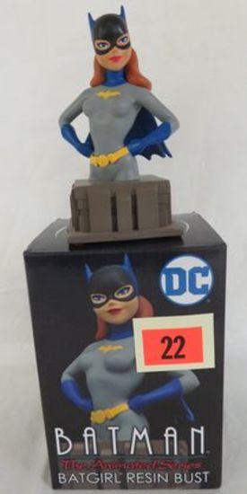 Diamond Select Batman Animated Series Batgirl Bust