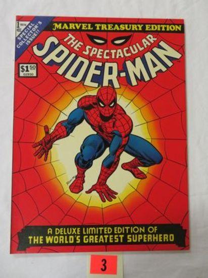 Marvel Treasury Edition #1 (1974) The Spectacular Spider-man