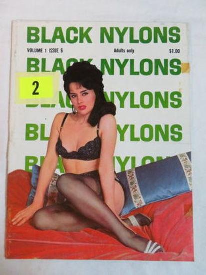 Black Nylons Magazine #6/1963