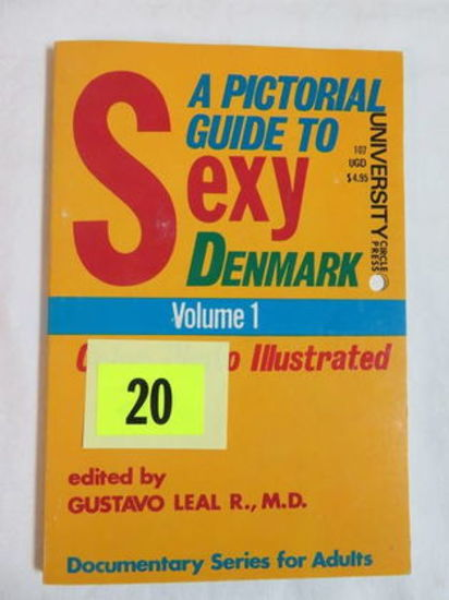 A Pictorial Guide to Sexy Denmark/1971