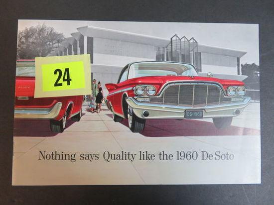 1960 De Soto Auto Brochure
