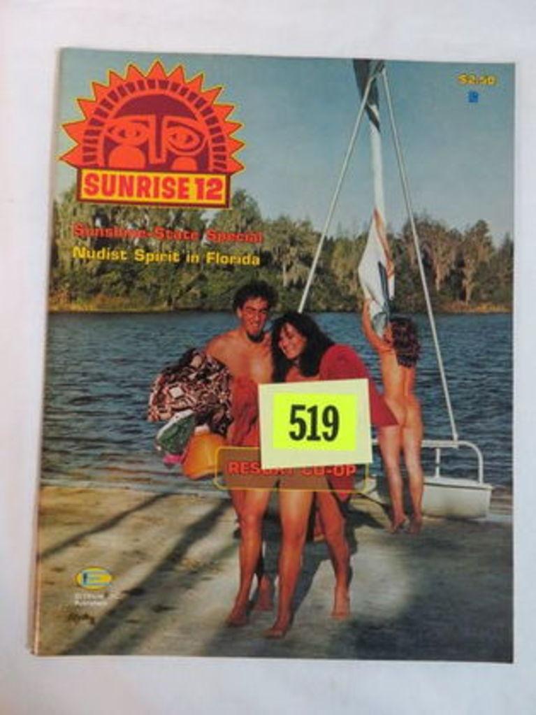 Nudist Magazine