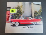 1957 De Soto Auto Brochure/Poster