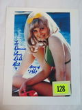 Playmate De De Lind Signed Photo