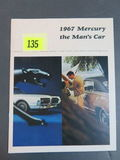1967 Mercury Auto Brochure/48 Pages!