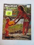 Nudist Sun V2 #1/1965 Nudist Magazine