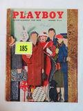 Playboy Magazine Nov. 1956/Pin-Up