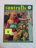 Suntrails #13/1960's Nudist Magazine