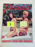 Paradise #13/1960's Nudist Magazine