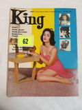 King #6/1960's Pin-Up Magazine