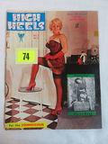 High Heels V2 #6/1963 Pin-Up Magazine