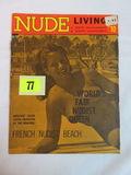 Nude Living #10/1962 Nudist Magazine