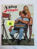 Nylon Jungle V5 #3/1967 Pin-Up Magazine