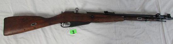 Dated 1956 M33 China Mosin Nagant 7.62 X 54 Rifle W/ Folding Bayonet
