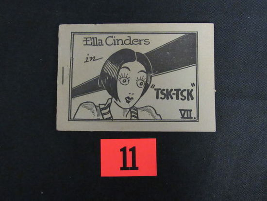 Ella Cinders Rare 8 Page Tijauana Bible