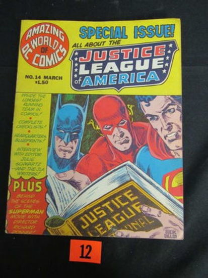 Amazing World Of Dc Comics #14/1977