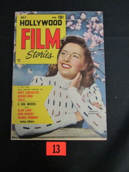 Hollywood Film Stories #3/1950/nice