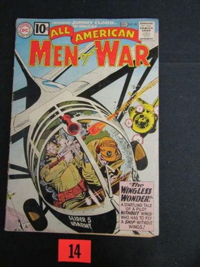 All American Men Of War #88/1961