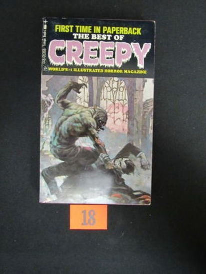 Creepy (1971) Paperback Book