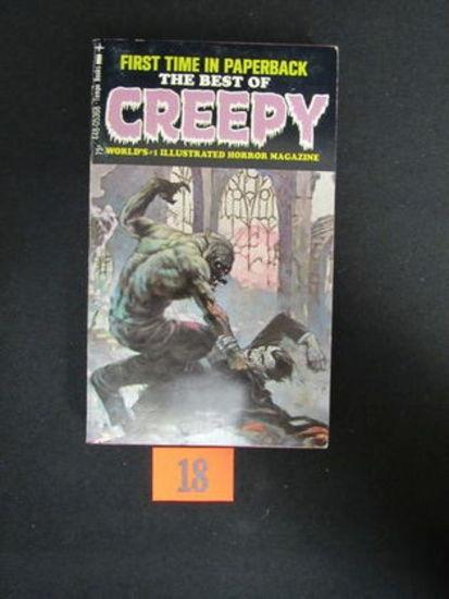 Creepy (1971) Paperback Book