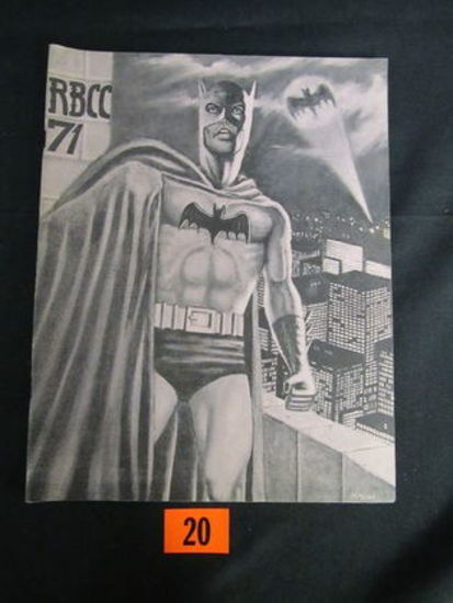 Rockets Blast Comic Collector #71/1970