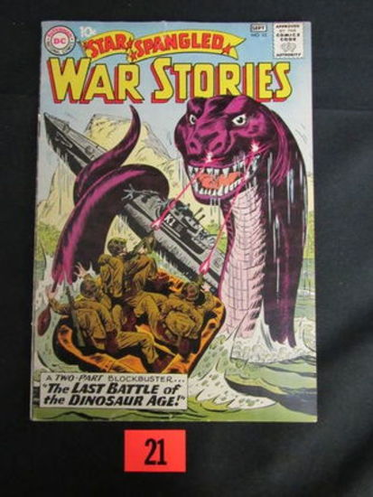 Star Spangled War Stories #92/1960