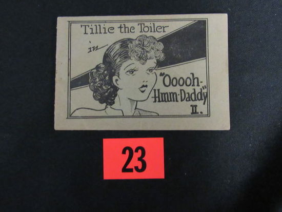 Tillie The Toiler Tijauana Bible/8 Pager