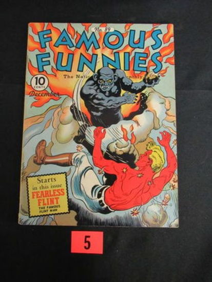 Famous Funnies #89/1941/key Issue