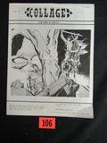 Collage Comic Fanzine/newsletter 2/1971