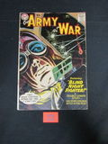 Our Army At War #75/1958 Dc War