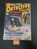 Dime Detective Mag. Pulp Dec. 1st 1933