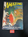 Amazing Stories Pulp Feb. 1947